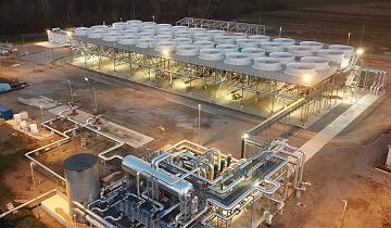 MB Holding Velika Ciglena jeotermal santral projesi için   Turboden'i seçti