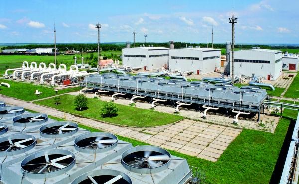 Gaz Kompresör İstasyonu