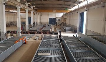 Aliağa - İzmir'de yeni üretim tesisi açarak üretim kapasitesini artiriyor